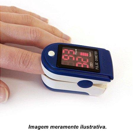 Oxímetro Digital Pulso De Dedo Medidor