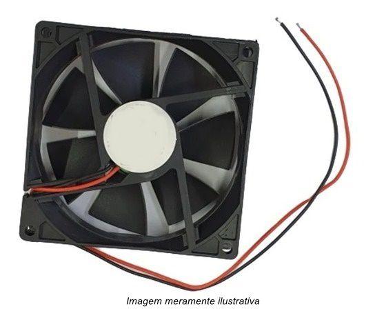 Ventoinha Cooler 12v 8x8cm