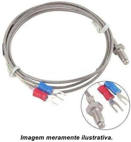 Sensor Termopar Tipo K 0 - 400 graus