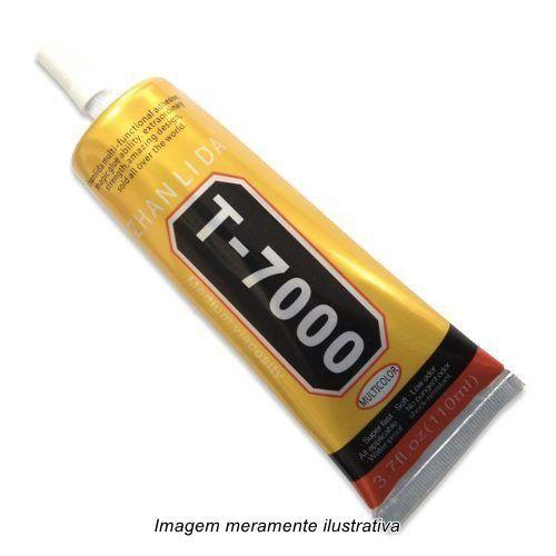 Cola Profissional Preta T-7000 110ml