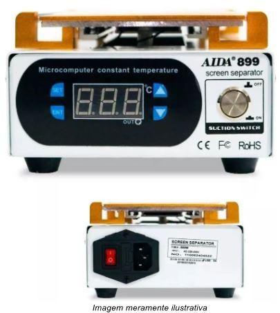 Máquina Separadora Touch Sucção Vacum Aida 899