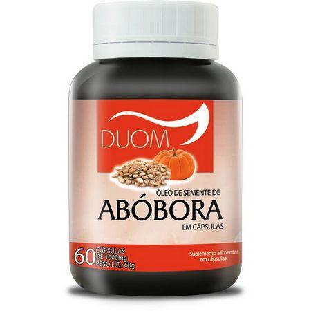Óleo de Semente de Abóbora Beneficios Funciona 60 cps 1200 mg