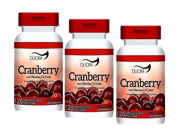 Cranberry Beneficios Antioxidantes Oxicoco 360 Capsulas 500 mg