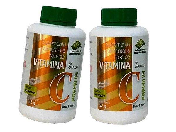 Vitamina C Pura 120 Capsulas Acido Como Tomar Oferta