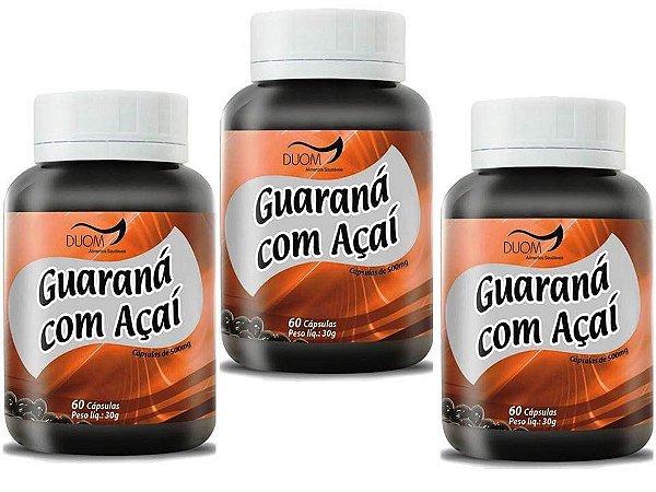 Guaranaçai Energetico Antioxidante Power 180 Capsulas