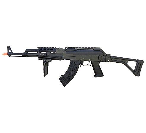 RIFLE AIRSOFT AK47 TACTICAL FULL METAL