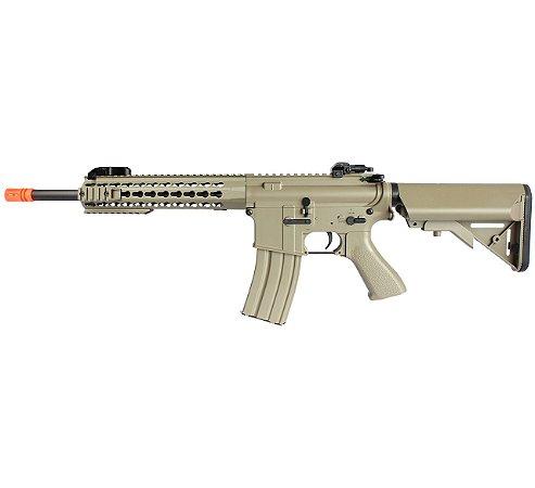 RIFLE AIRSOFT M4A1 CM515 TAN
