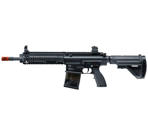 RIFLE AIRSOFT HK 417D