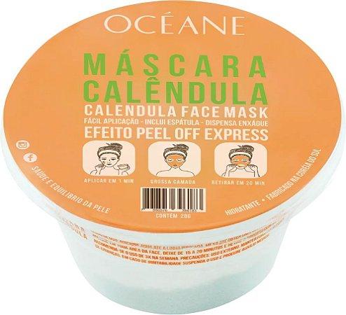 Máscara Facial Calêndula - Máscara Facial 28g
