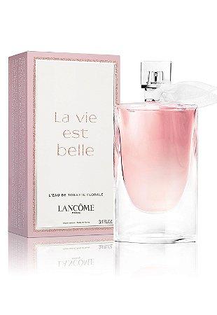 La Vie Est Belle Florale Lancôme Eau de Toilette - Perfume Feminino