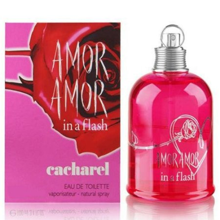 Cacharel Amor Amor In a Flash Eau de Toilette - Perfume Feminino