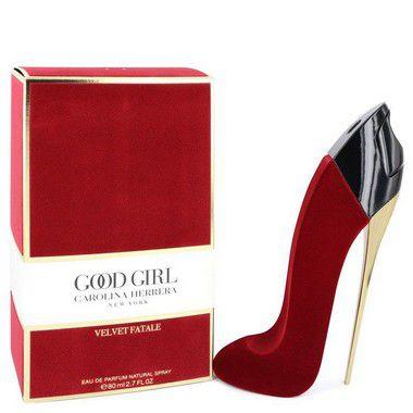 Good Girl Velvet Fatale Carolina Herrera Eau de Parfum - Perfume Feminino