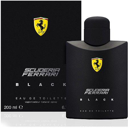 Ferrari Black Eau de Toilette - Perfume Masculino