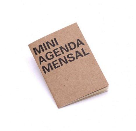 Planner Na Medida Kraft Mini A6