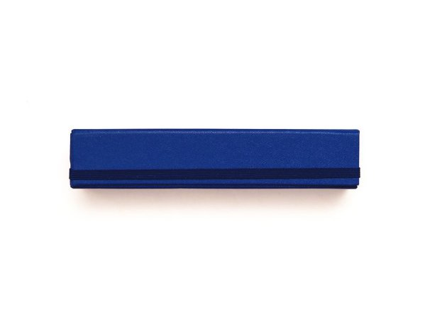 Estojo cubico Azul Classico