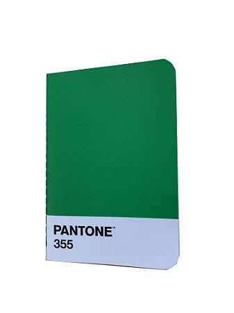 Caderneta Flex Pantone 355