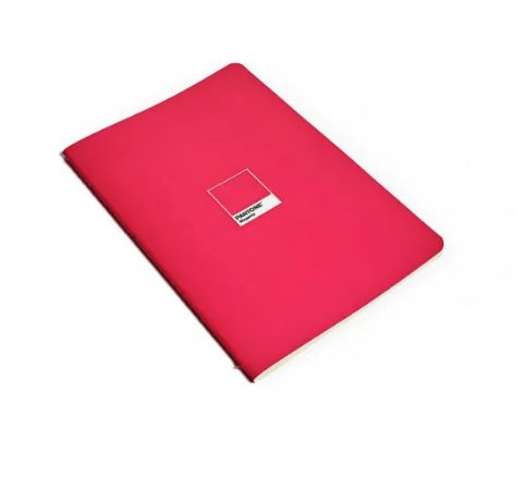 Caderno Revista Flex Pantone Magenta