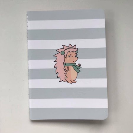 Caderno Revista Riccio Pocket