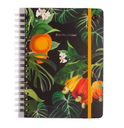 Caderno Perfeito Verão Pautado Caju