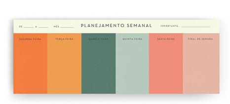 Bloco Notepad Felipa