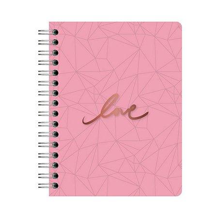 Planner Pink Love Wire A5