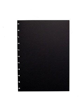 Refil Black Preto Grande Caderno Inteligente