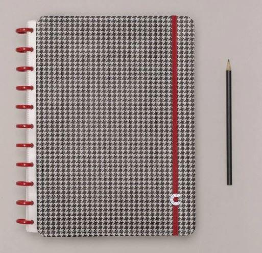 Caderno Inteligente Principe de Gales Grande