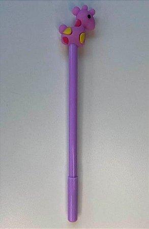 Caneta Unicornio lilas