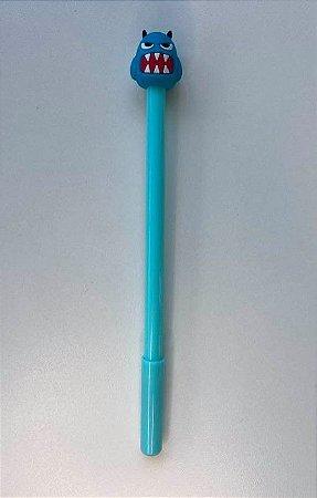 Caneta Monster Azul