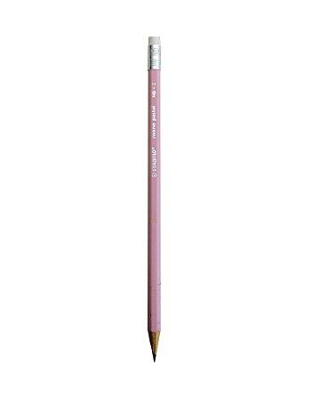 Lapis Stabilo Rosa Pastel