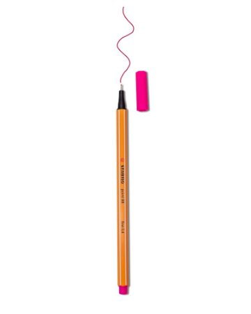 Stabilo Pink fine 0,4 88/56