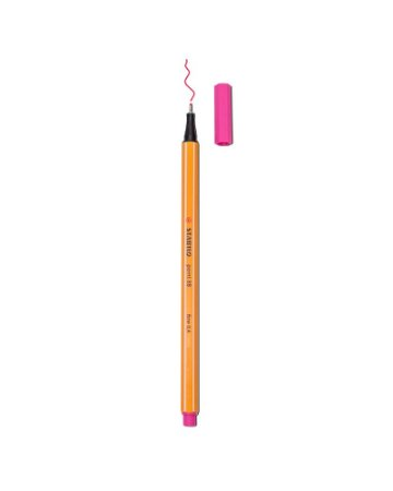 Stabilo Pink fine 0,4 88/17