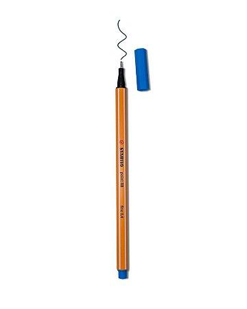 Stabilo Azul fine 0,4 88/32