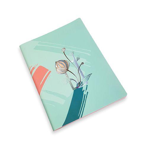 Conjunto de Cadernos Costurado La Bella Mini