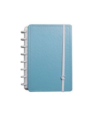 Caderno Inteligente Azul Pastel - A5