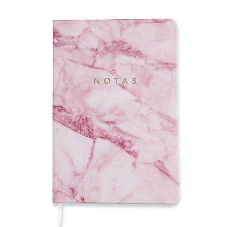 Caderneta Leve Minerais Rosa