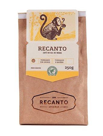 Recanto Café - Mundo Novo/Rubi - Grão (250g)