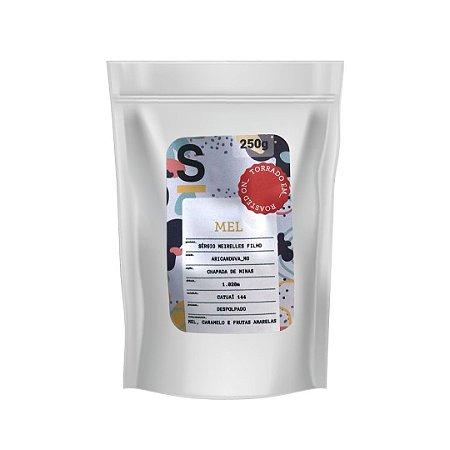 Sensory Coffee Roasters - Mel (microlote) - Grão (250g)
