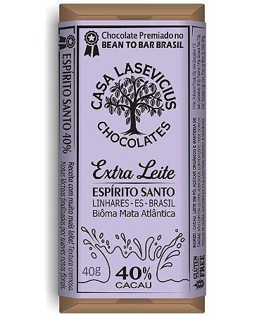 Casa Lasevicius - Extra Leite ES 40% (40g)