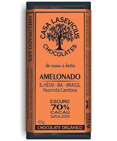 Casa Lasevicius - Amelonado 68% (40g)