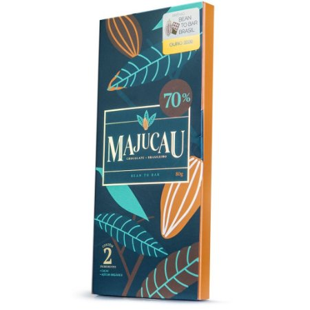 Majucau - 70% Cacau (80g)