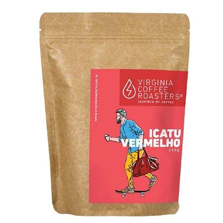 Virginia Coffee Roasters - Icatu Vermelho - Grão (250g)