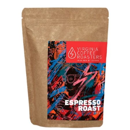 Virginia Coffee Roasters - Espresso Roast - Grão (250g)