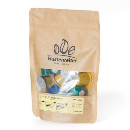 Hastenreiter Cafés Especiais - Sortidas (15 un)