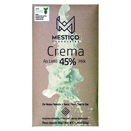 Mestiço Tree to Bar - Leite Crema 45% (50g)
