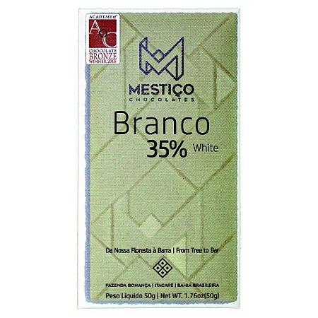 Mestiço Tree to Bar - 35% Branco (50g)