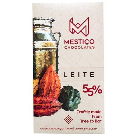 Mestiço Tree to Bar - Leite 55% (50g)