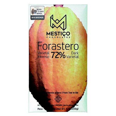 Mestiço Tree to Bar - Forastero 72% (50g)