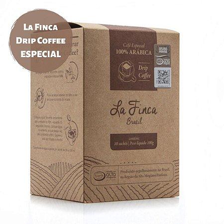 La Finca Drip Coffee - Especial (Caixa)