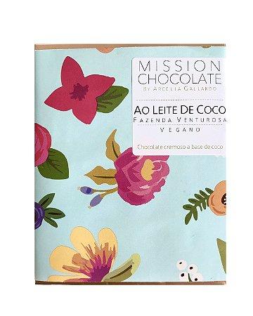 Mission - Ao Leite de Coco 60% - Vegano  (60g)